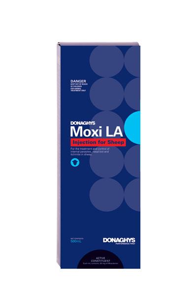 Moxi LA Injection