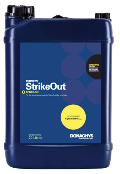 StrikeOut SprayOn 20L StrikeOut Spray On